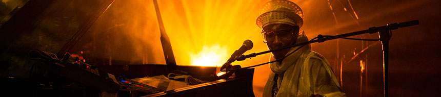 Omar Sosa An East African Journey